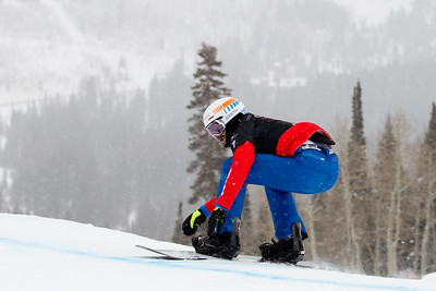 Markus Schairer Qualifiers 2017 Toyota U.S. Grand Prix - Snowboardcross at Solitude Resort Photo: U.S. Snowboarding