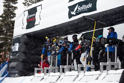 Alex Deibold Qualifiers 2017 Toyota U.S. Grand Prix - Snowboardcross at Solitude Resort Photo: U.S. Snowboarding