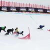 Jonathan Cheever<br /> 2017 Toyota U.S. Grand Prix - Snowboardcross at Solitude Resort<br /> Photo: U.S. Snowboarding