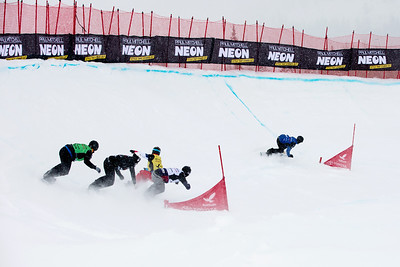 Jonathan Cheever 2017 Toyota U.S. Grand Prix - Snowboardcross at Solitude Resort Photo: U.S. Snowboarding
