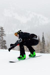Qualifiers 2017 Toyota U.S. Grand Prix - Snowboardcross at Solitude Resort Photo: U.S. Snowboarding