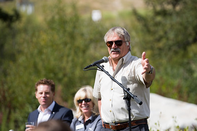 Bob Wheaton   USSA press conference announcing that Solitude Mountain Resort will host the snowboardcross and ski cross events for the 2019 FIS Freestyle and Snowboard World Championships. In preparation for the World Championships, Solitude will host a test event, featuring a snowboardcross FIS World Cup and Grand Prix skicross event, Jan. 19–22, 2017 Photo: USSA