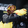 Eric Beauchemin and Kyle Mack<br /> Snowboard Slopestyle finals<br /> 2018 Toyota U.S. Snowboarding Grand Prix at Mammoth Mountain, CA<br /> Photo: Sarah Brunson/U.S. Ski & Snowboard