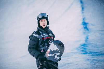 Shaun White Snowboard halfpipe finals 2018 Toyota U.S. Snowboarding Grand Prix at Aspen/Snowmass, CO Photo: Ryan Wachendorfer // Editorial use only. For licensing please email: ryan.wachendorfer.vssa@gmail.com