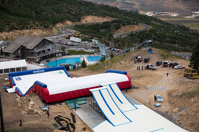 U.S. Ski & Snowboard Project Jump at the Utah Olympic Park Photo © U.S. Ski & Snowboard