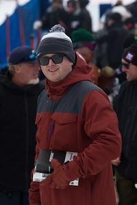 Halfpipe snowboard finals 2019 Toyota U.S. Grand Prix at Mammoth Mountain, CA Photo: U.S. Ski & Snowboard