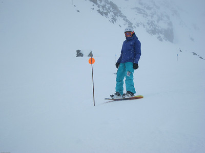 Photo from our February trip to Whistler/Blackcomb