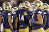 Notre Dame 41 vs USC 31<br /> NCAA Football