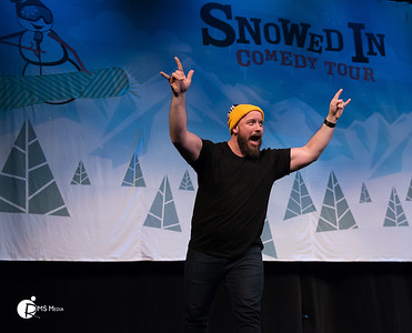 Snowed in Comedy Tour 14-Jan-2017