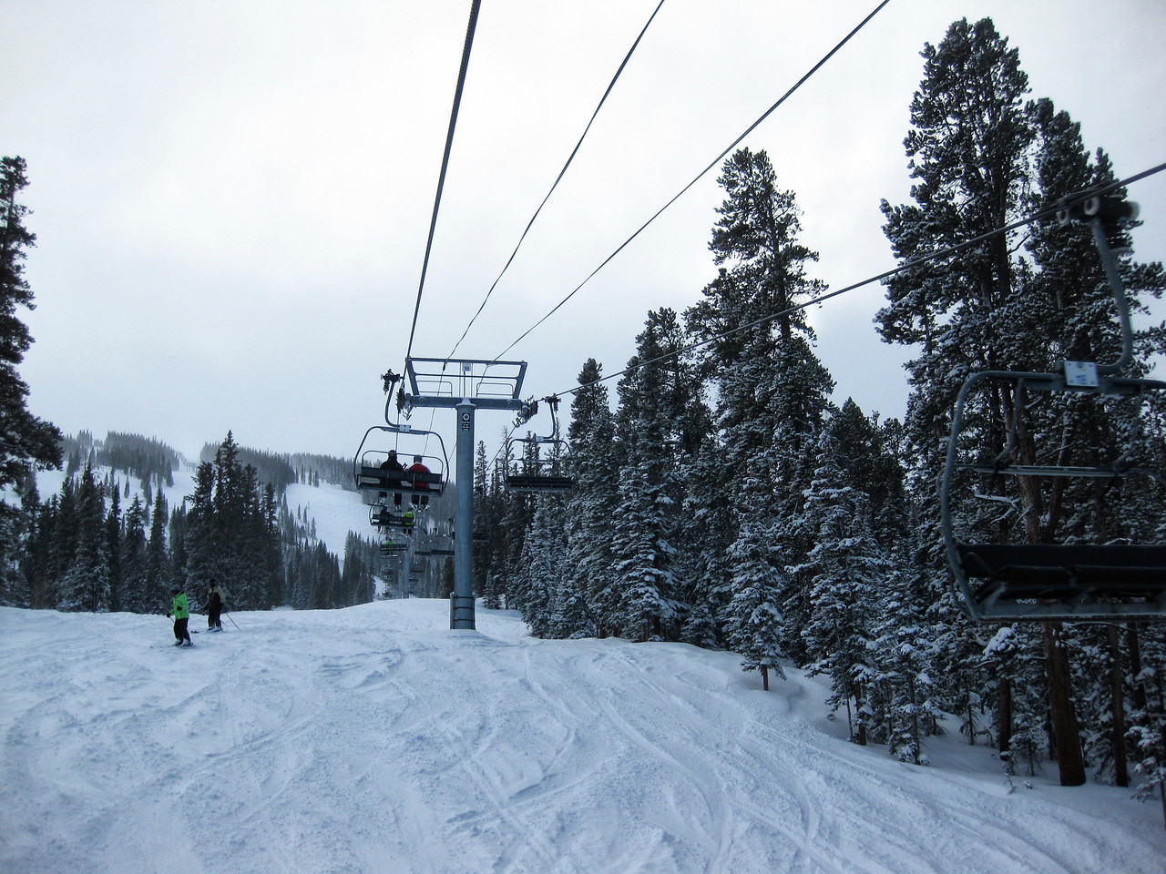 Alpine Springs Ski Lift
