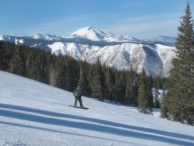 Sheer Bliss and Mt Sopris