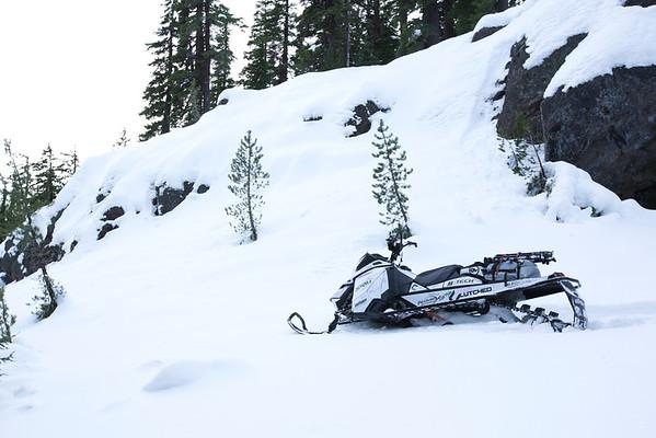 Snowmobiles & Snow Bikes