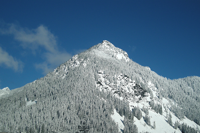 1997 Denny Mountain Snoqualmie Pass