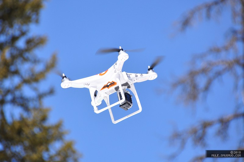 Tudizzle's quadcopter