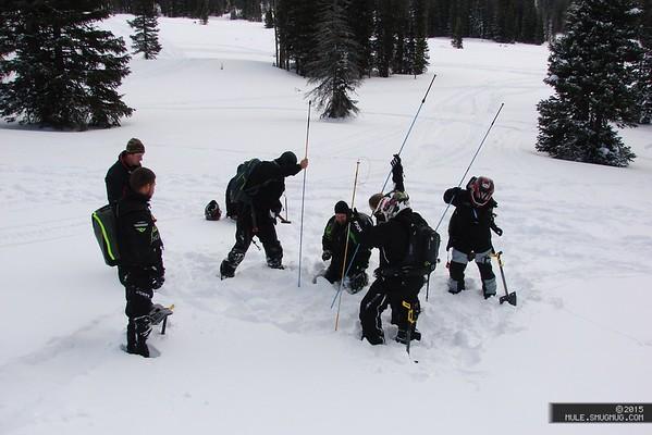 20150131 Snowies TBA Avalanche Class 1