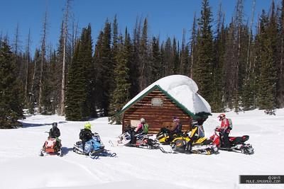 2015 AWSC Snowies Ride
