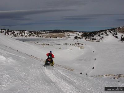 20180106 Snowies Class, First Ride