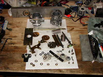 Throttle Body Reassembly