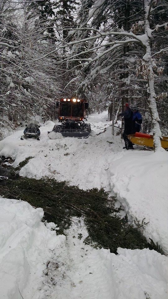 2014-2015 In Season Trail Clearing