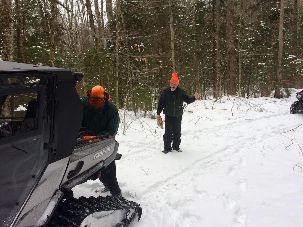 Sunday Trail Work