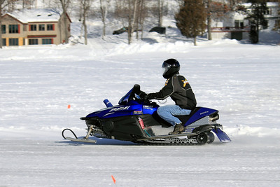 127 mph - This was the fastest sled of the day !