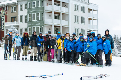 Snowshoe Ski and Ride School