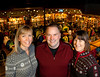 Tracy, Stacey and Jeff Bellevue Way Store circa October 2010