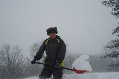 Snowstorm January 2016