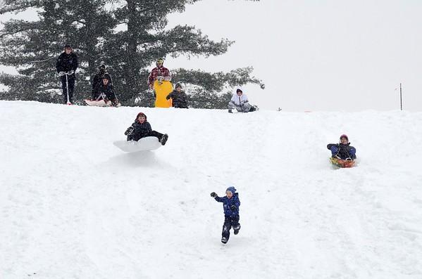 Snowy Day -- 011718