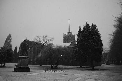 Snowy Sunday, 10 December 2017