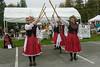 Morris dancers #13, UBC apple festival, Vancouver, BC