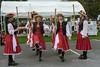 Morris dancers #12, UBC apple festival, Vancouver, BC