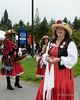 Morris dancers #9, Vancouver, BC