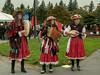 Morris dancer musicians, Vancouver, BC