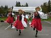 Morris dancers #6, Vancouver, BC