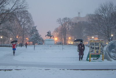 Jan. 22nd - Lafayette Park