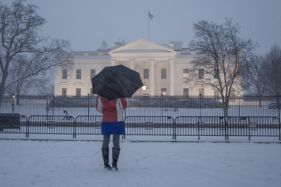 Jan. 22nd - White House