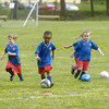First Day of Selinsgrove Under-5 soccer :