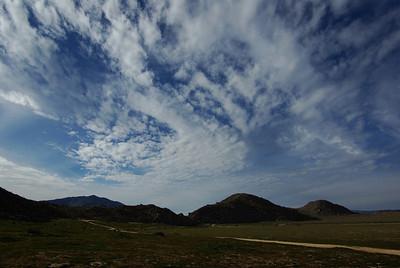 Blair Valley afternoon.