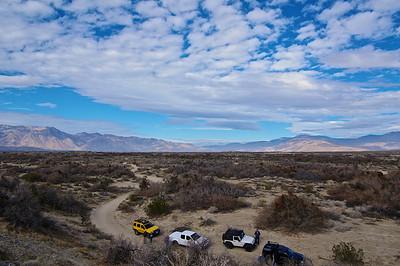 Anza Borrego - Borrego Mountain Wash - Jan 15, 2012
