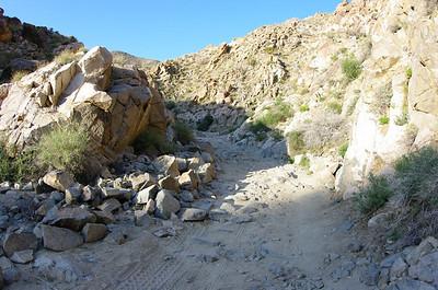 Berdoo Canyon.