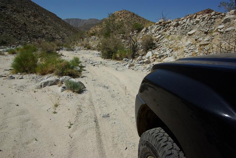 Harper Canyon.
