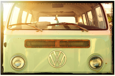 Volkswagen Van.