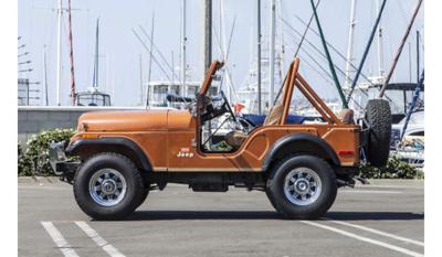 1977 Jeep CJ - 5