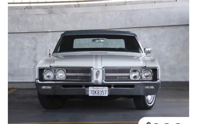 1968 Buick La Sabre