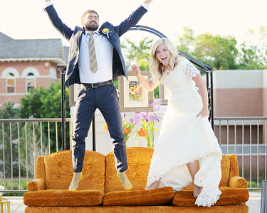 Blake & Meg | wedding day