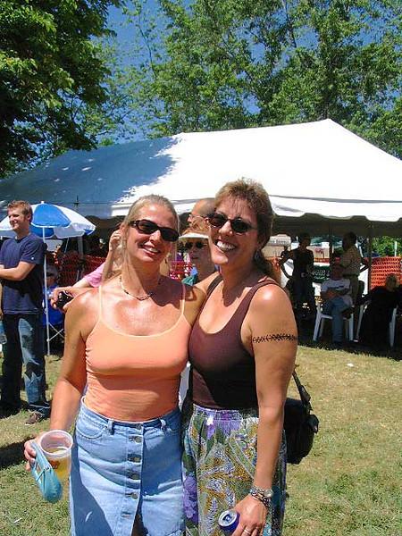 Cindy and Amal Img_1734