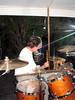 Pat Sciarrino on drums Img_1507 v