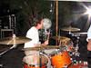 Pat Sciarrino on drums Img_1506