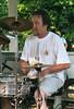 Pat on drums neg0038